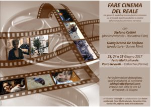 Fare Cinema del Reale